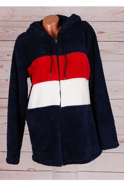 Szőrmés, pihe-puha pulóver L,XL