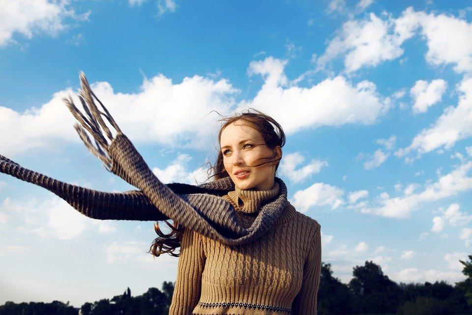 Női pulóver - kicsit másképp